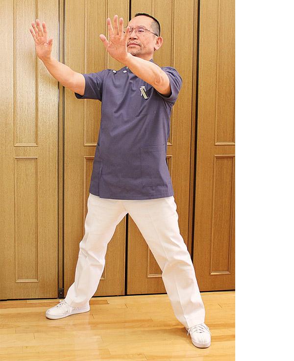 画像1: 宇佐見先生のゆっくりスクワット