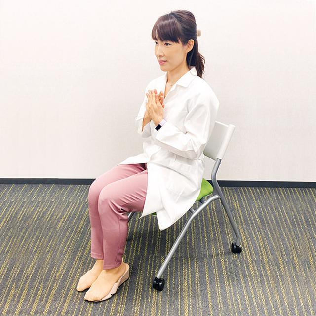 画像1: 吉形先生のゆっくりイス腹筋