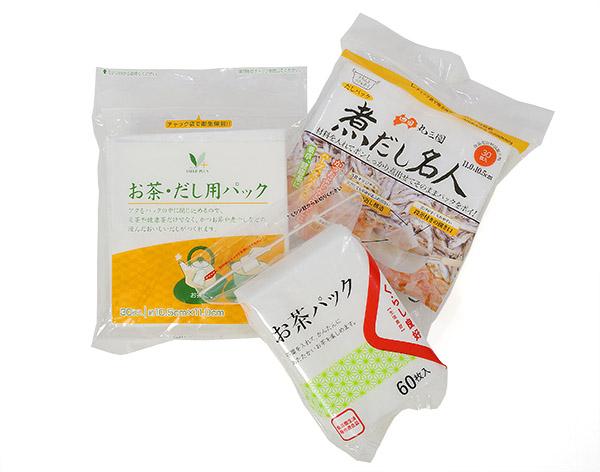 画像: こうじも、お茶やだし用パックも、スーパーなどで購入できる。