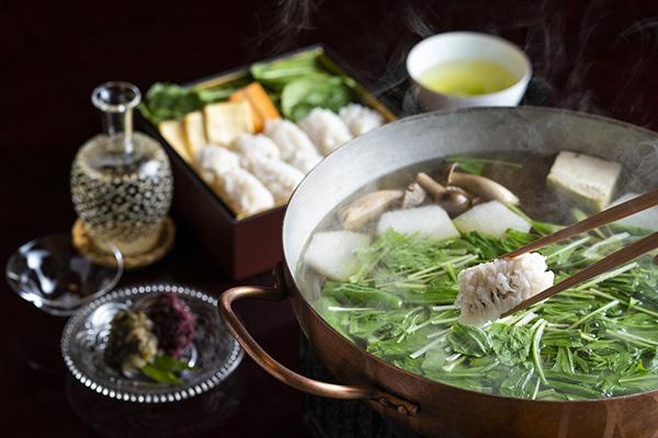 画像: 京野菜の鱧鍋