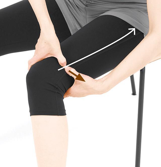 画像4: 足の骨際はがしのやり方