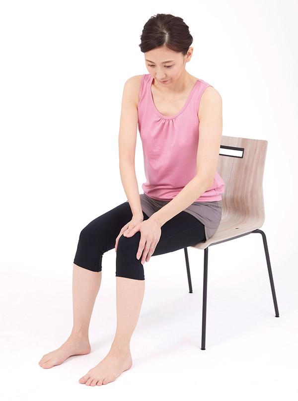 画像1: 足のマッサージのやり方