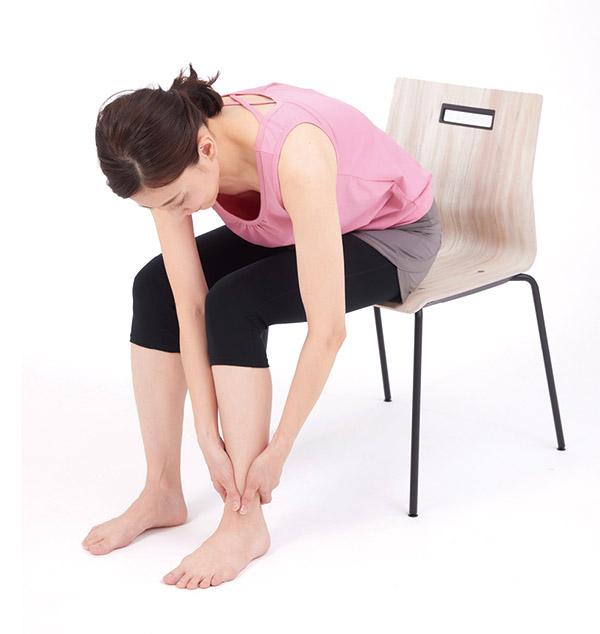 画像3: 足のマッサージのやり方