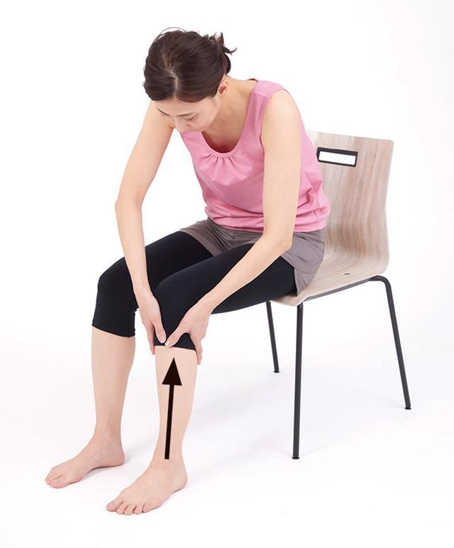 画像4: 足のマッサージのやり方