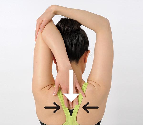 画像1: 奥井先生の尿もれ解消筋トレ 1. 肩甲骨周り筋トレ