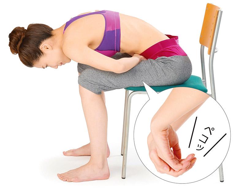 画像4: 腸ゆるゆる体操&ちょこペコ体操のやり方