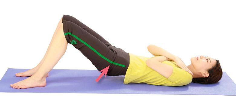 画像2: 腰仙関節リセットのやり方