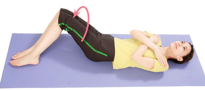 画像5: 腰仙関節リセットのやり方