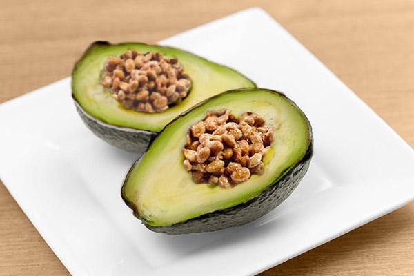 画像: 納豆と一緒に食べるのがお勧め