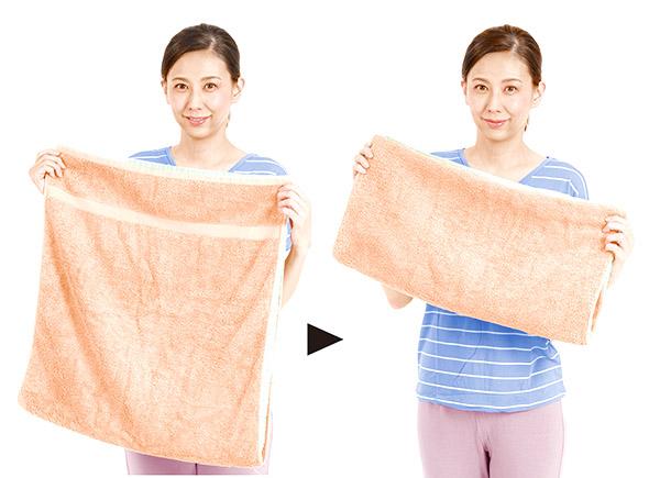 画像2: 骨盤枕のやり方