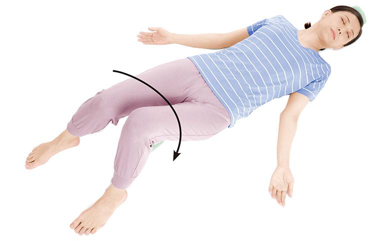 画像7: ゴロ寝リセットのやり方