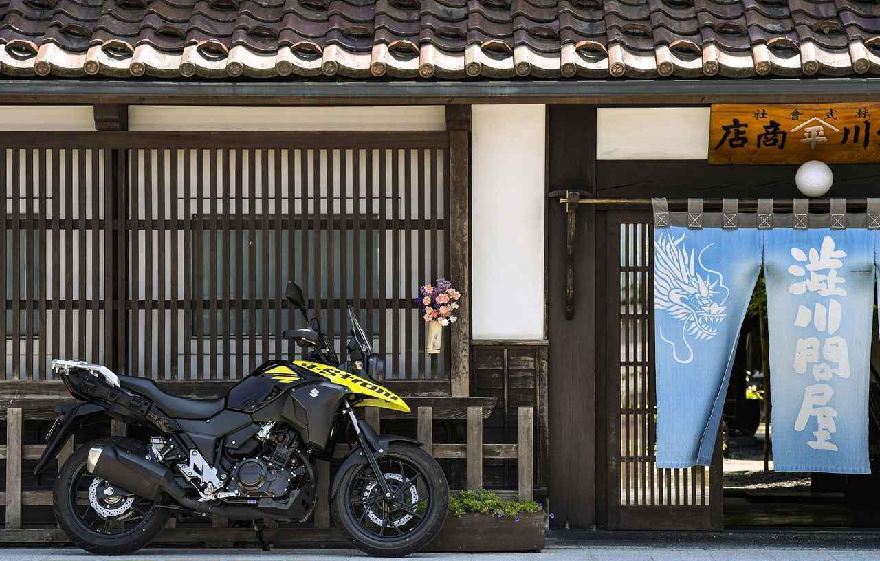 画像: Vストローム250は、遊び方が変わるバイク!