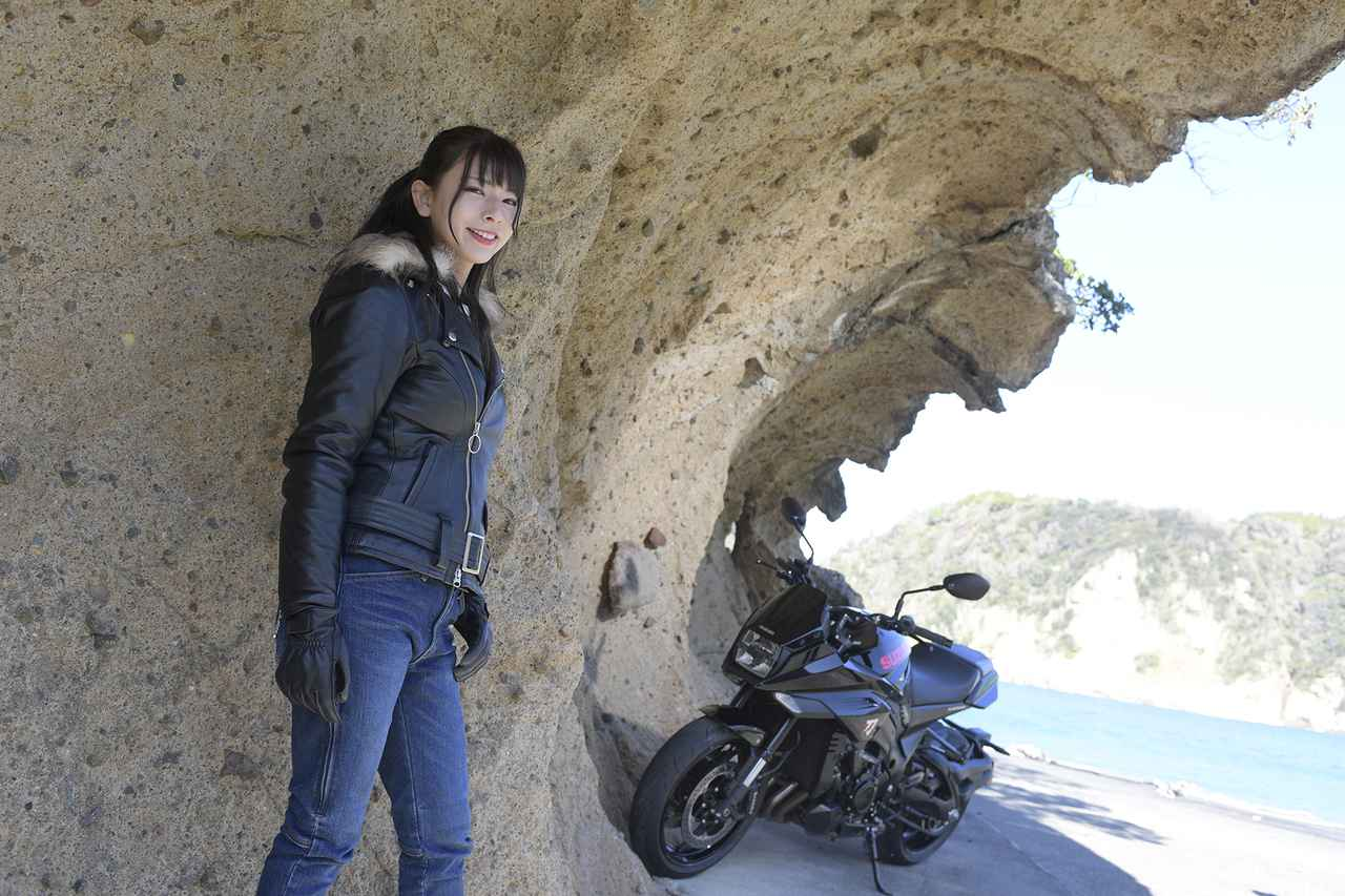 Images : 1番目の画像 - 葉月美優×KATANAの写真をもっと見る! - webオートバイ