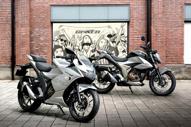 画像: 250ccのバイクとして『ジクサーSF250』は正しい