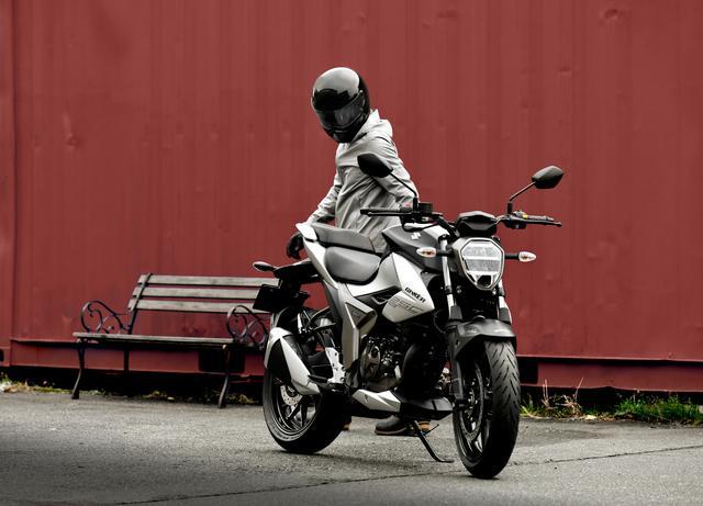 画像: 250ccバイクの常識を破るジクサー250