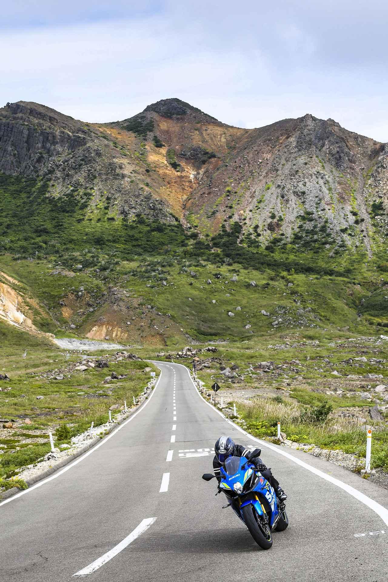 画像2: 【本日解禁】憧れの『雪の回廊』ツーリング! バイクでこそ走りたい福島/磐梯吾妻スカイラインの冬季通行止めが解除されます!【スズキのバイク! の耳寄りニュース】