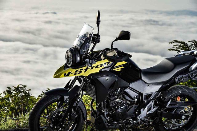 画像1: 【後編】Vストローム250となら、空の上にだって走っていける - スズキのバイク