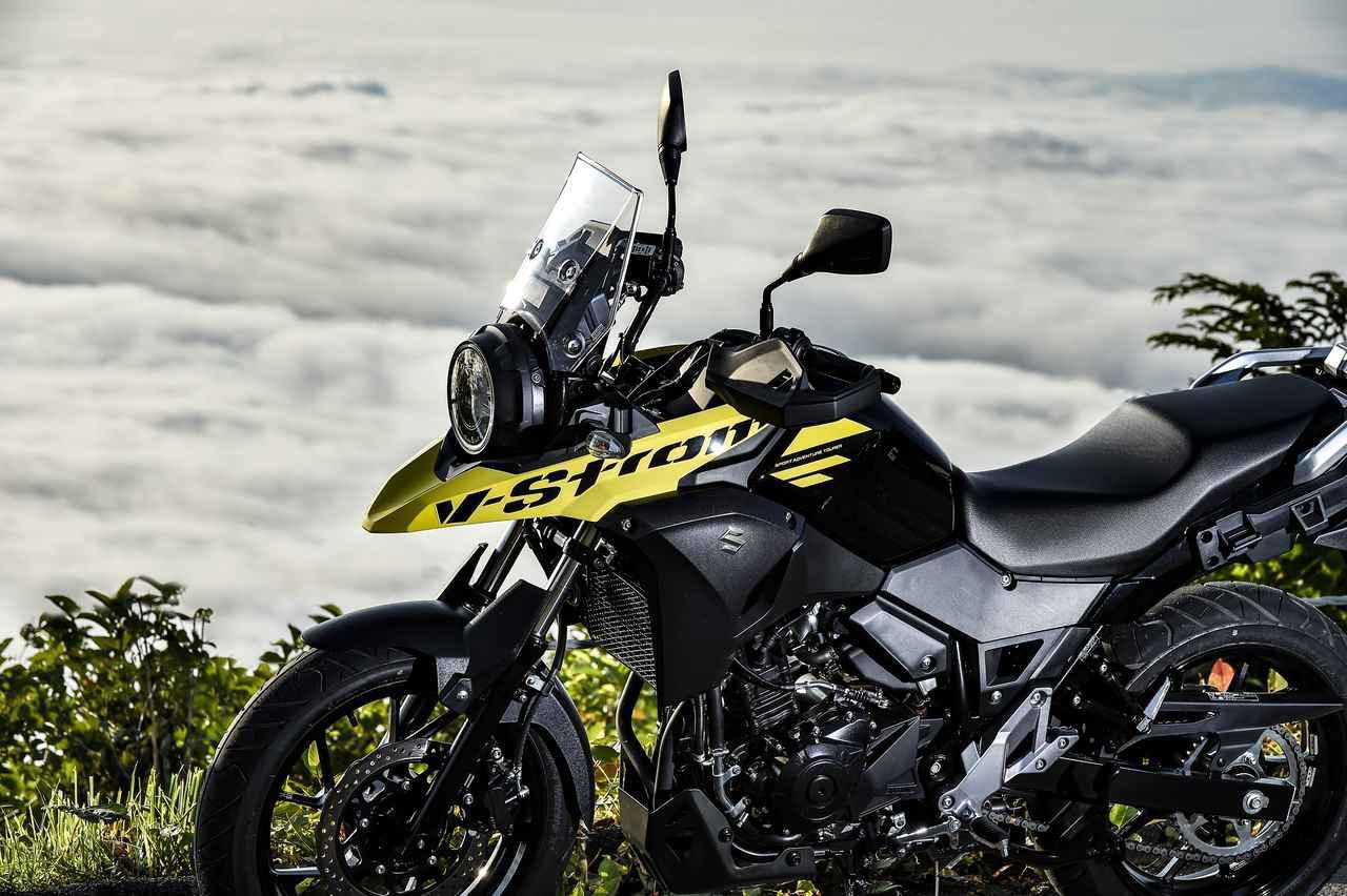 画像: 【後編】 Vストローム250となら、空の上にだって走っていける - スズキのバイク!