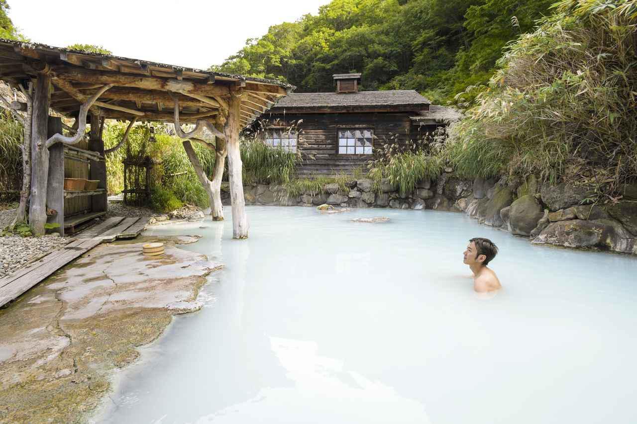 画像5: 憧れの秘湯「鶴の湯温泉」へ