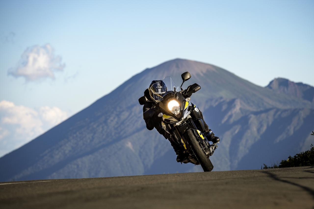 画像1: 大型アドベンチャーを『性能とコスパ』で考えると、スズキのV-Strom 1000は突出してる! - スズキのバイク!