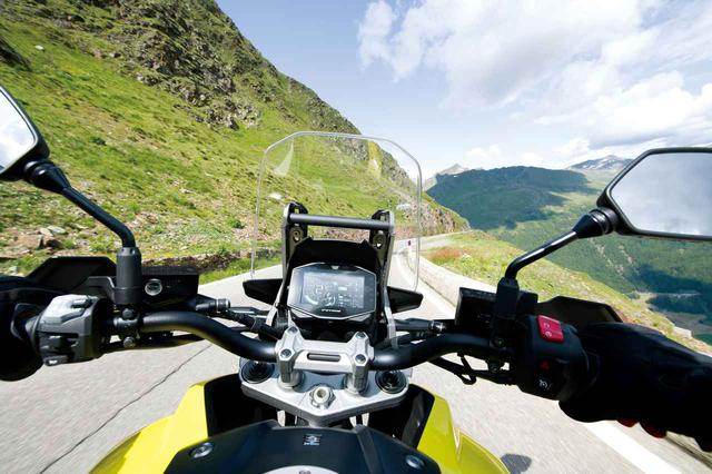 画像: 『Vストローム1050』は最高出力7馬力アップだけじゃなく、パワーフィーリングに注目! - スズキのバイク!