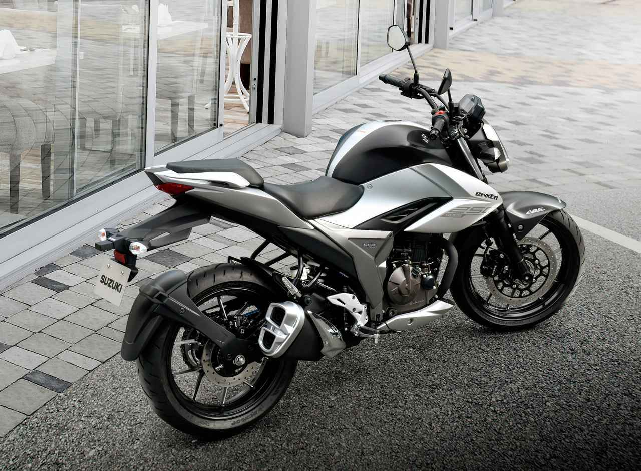 画像: 250ccバイクの新車が45万円以下!? 新型ジクサー250のコスパは原付二種125cc以上かも! - スズキのバイク!