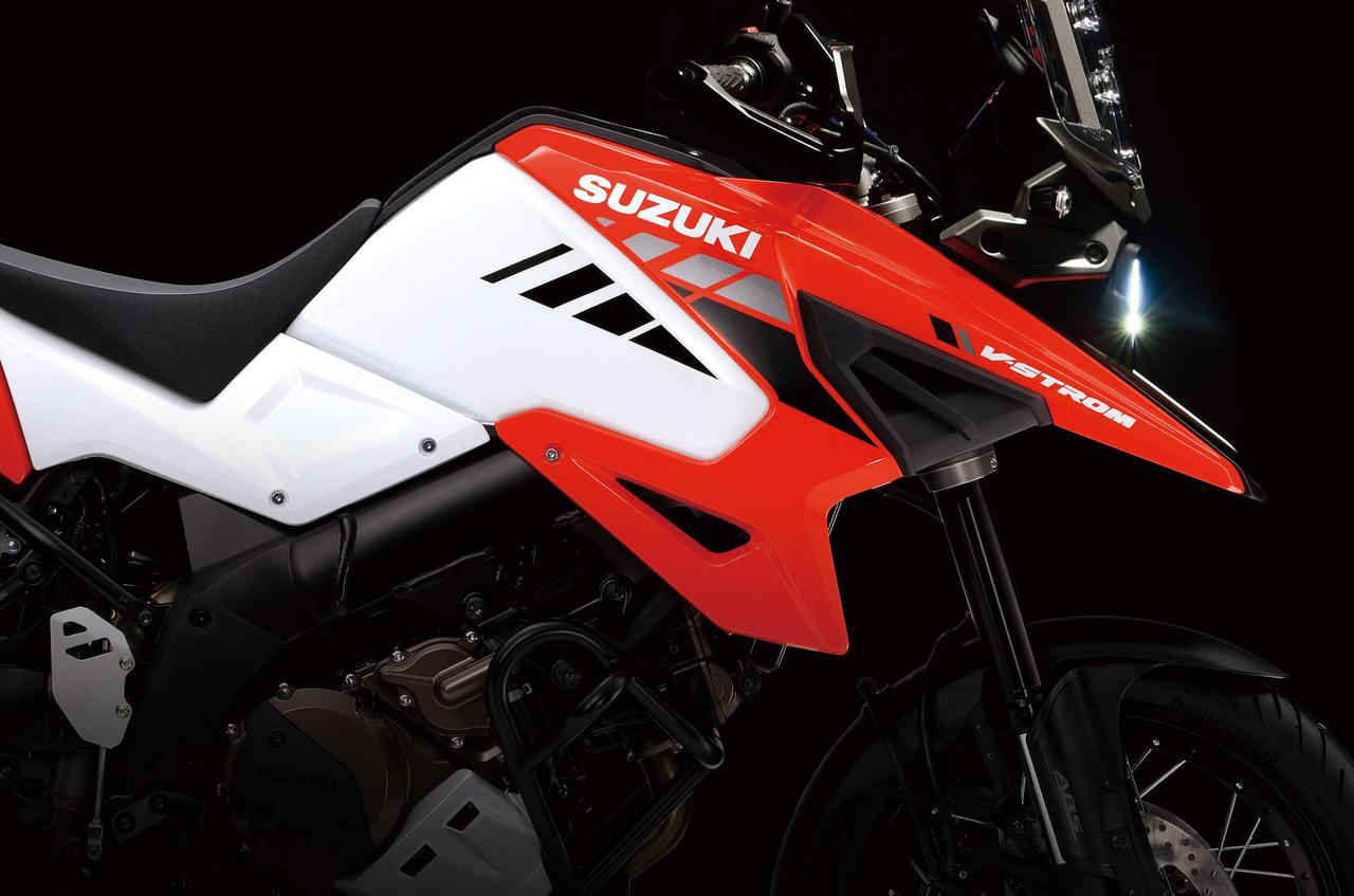 画像: 【価格と発売日】スズキ新型『Vストローム1050』が、まさかのプライスで正式発表っ!?