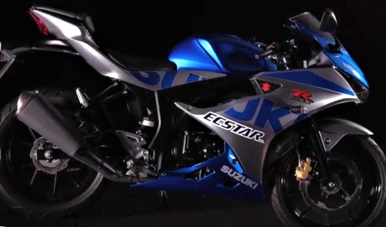 画像1: 最強の原付二種『GSX-R125』の100周年カラー!