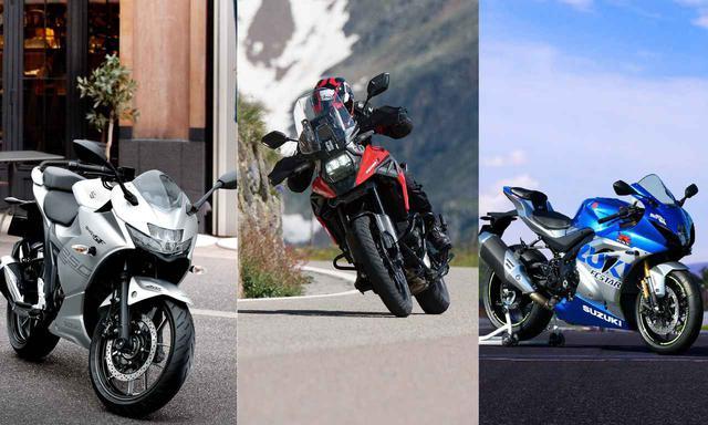 画像: 【同日発売】渾身の3モデルを一斉投下!スズキ『ジクサーSF250』『Vストローム1050/XT』『GSX-R1000R(100周年記念カラー)』は4月24日に! - スズキのバイク!
