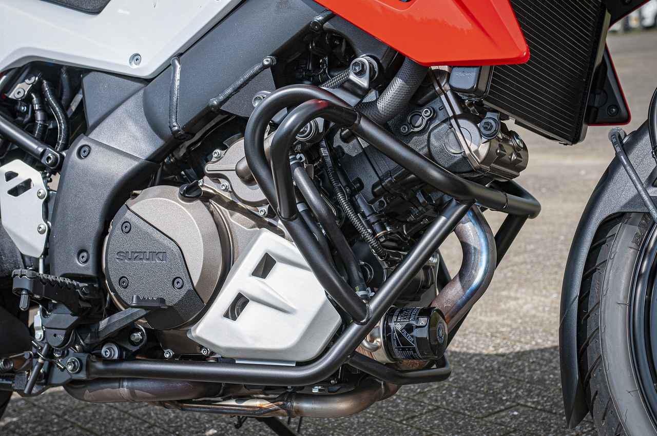画像2: 新型Vストローム1050の『エンジン』が激変!?