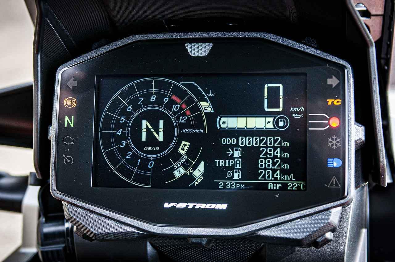 画像3: 新型Vストローム1050の走りは『完全に別モノ』です!