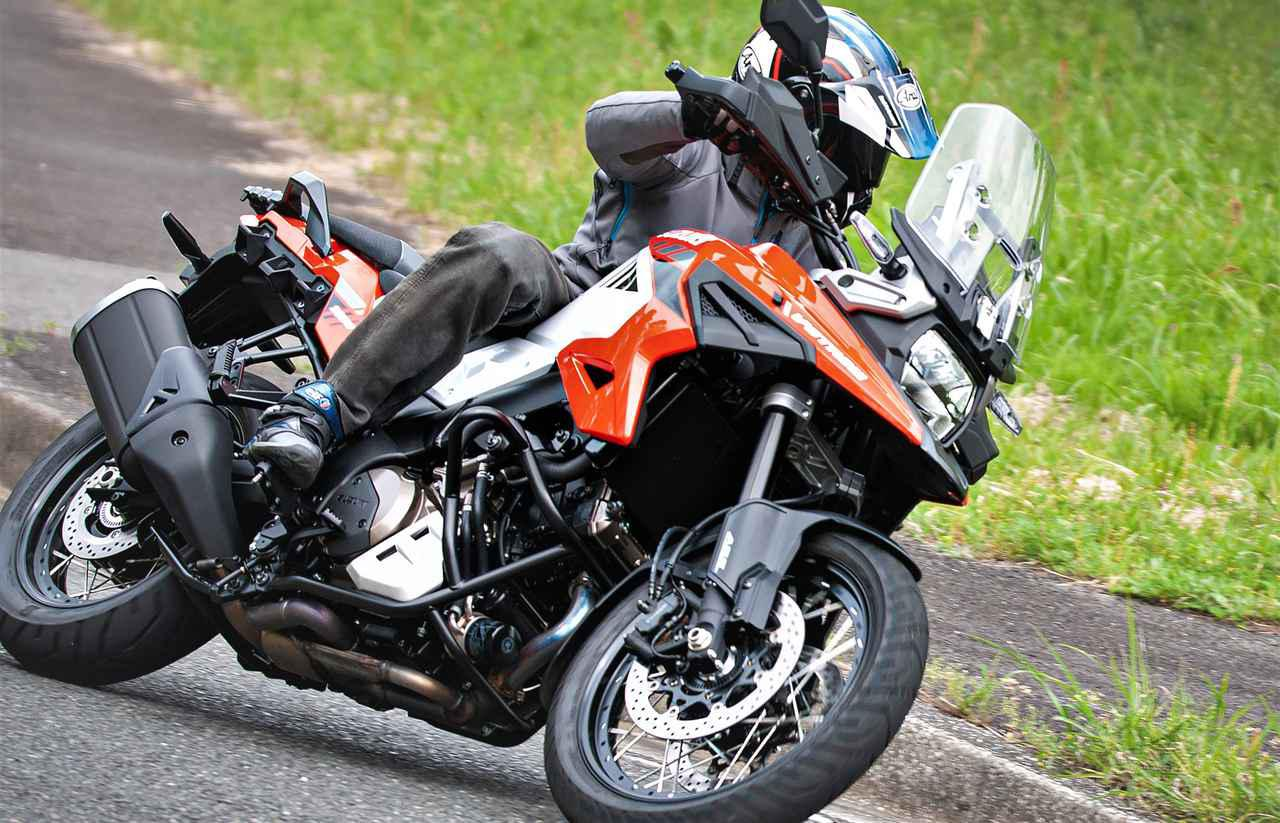 画像: 新型Vストローム1050XTの『走り』がコスパどころの話じゃない!- スズキのバイク!