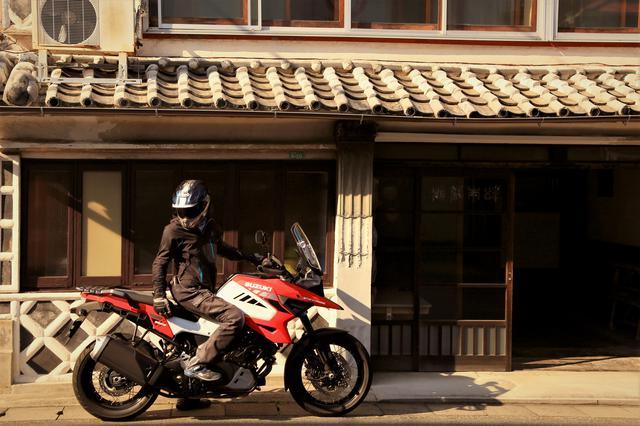 画像3: 旅バイクとしての新型Vストローム1050