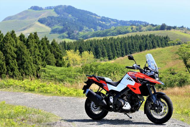 画像3: アドベンチャーバイクとしてのVストローム1050は?