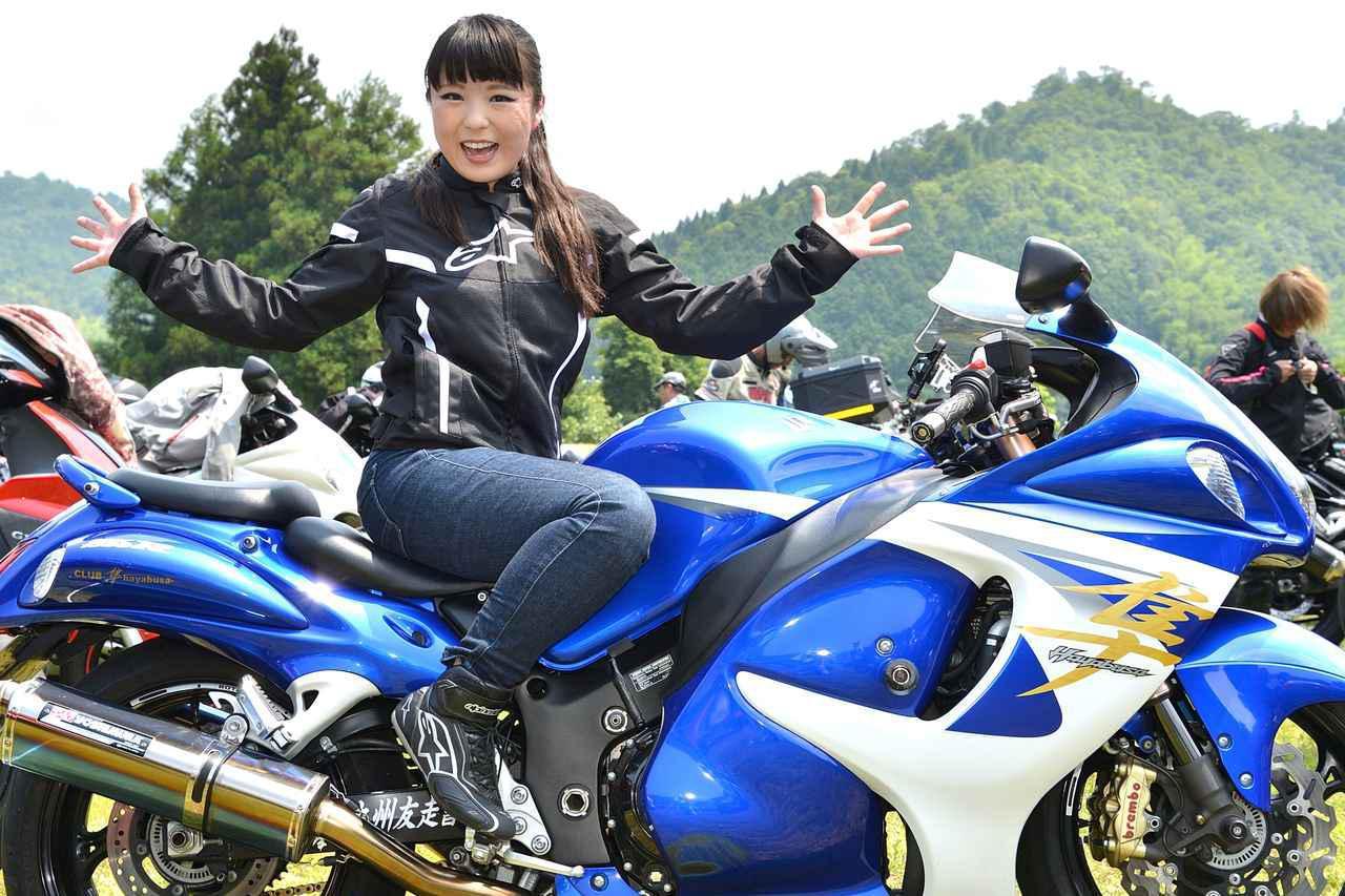 画像: 2020年の隼駅まつりはどうなる? 【Re:ゼロからはじめるアルティメットスポーツ講座④】 - スズキのバイク!