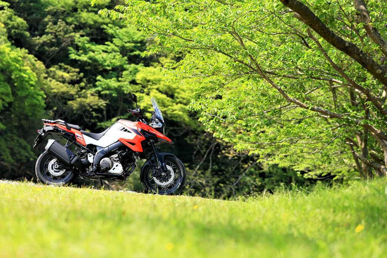 画像: 【走行フィーリング編】変わったけど、変わってなかった! 新型Vストローム1050の『Vストローム』らしさって? - スズキのバイク!
