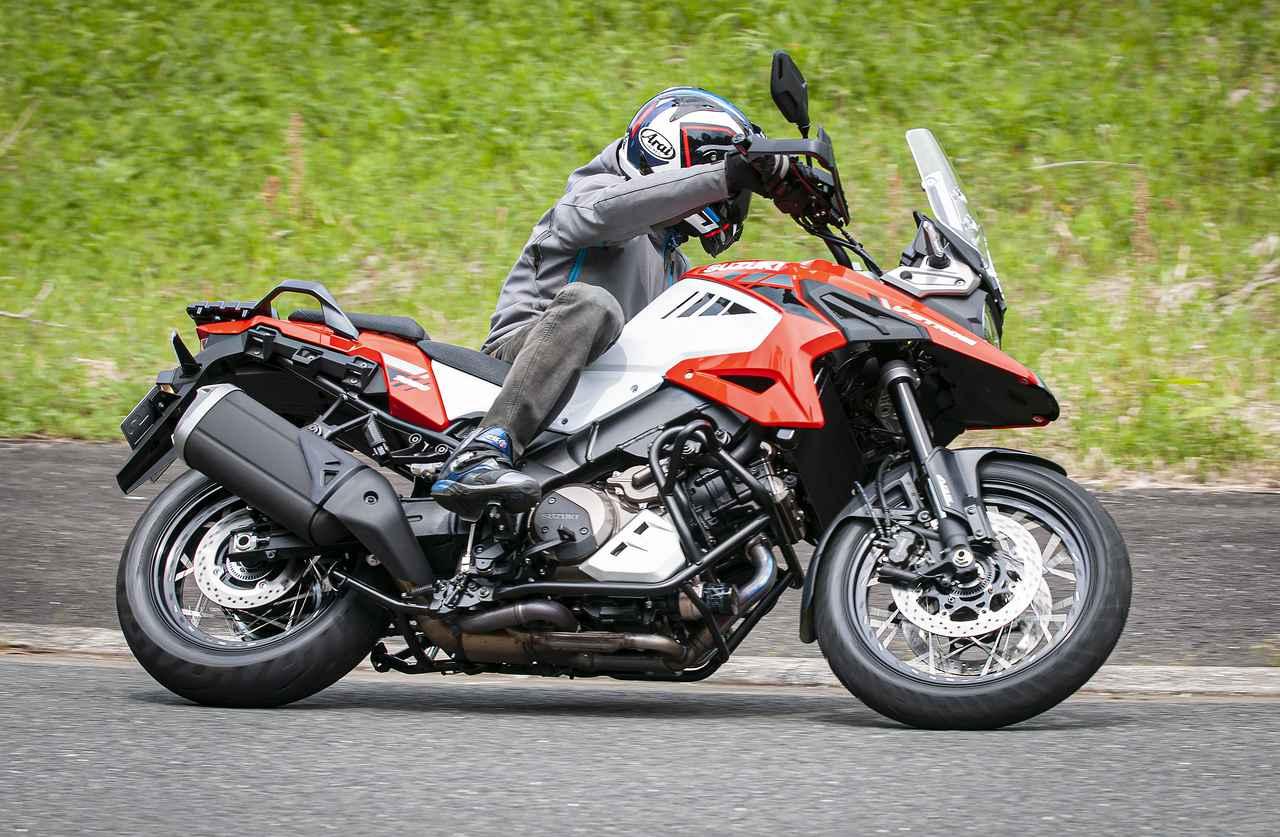 画像: スズキ渾身の新型『Vストローム1050/XT』はこんなバイク!