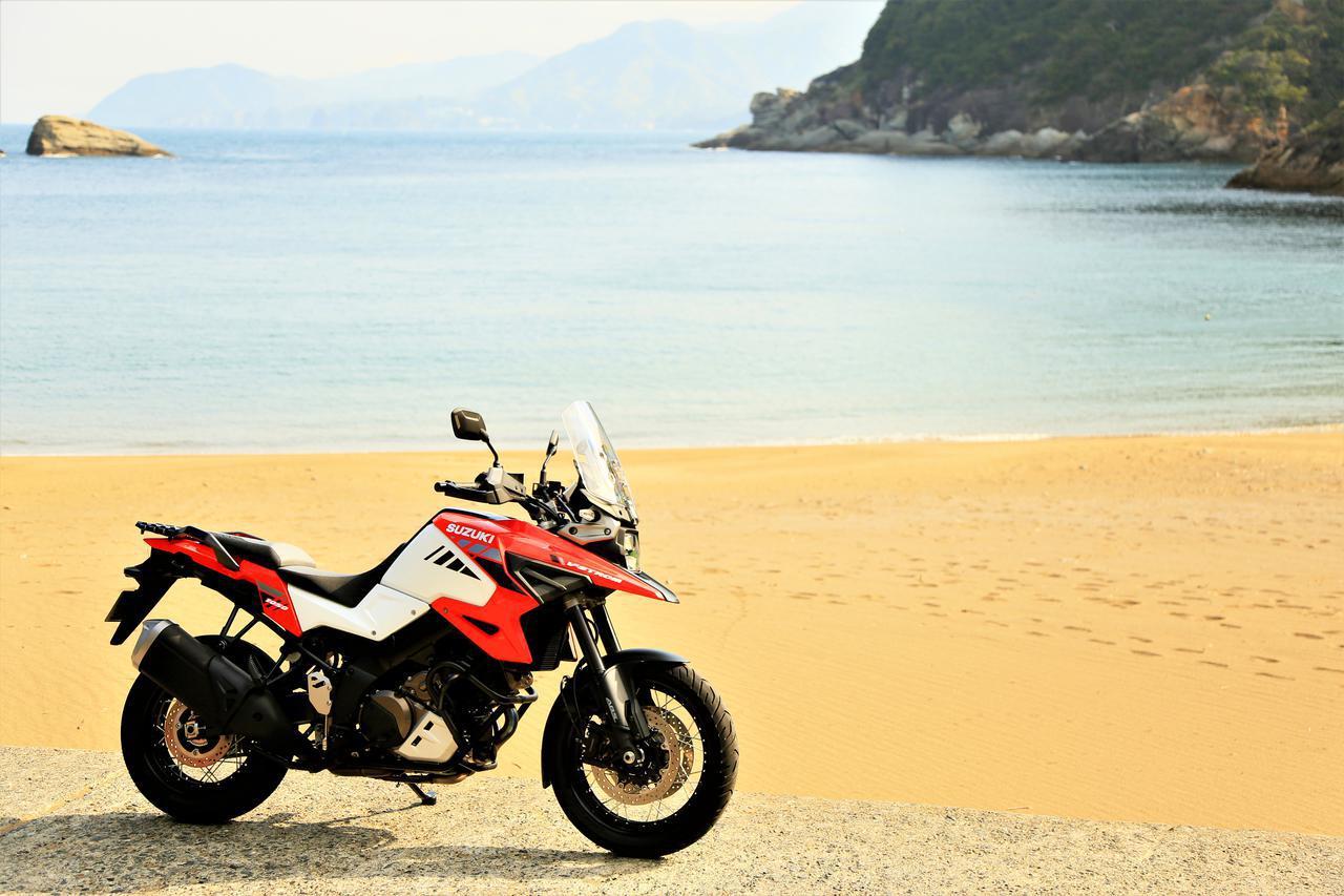 画像: 【旅バイク編】その瞬間、スズキ新型『Vストローム1050』は先代を超えたと確信した - スズキのバイク!