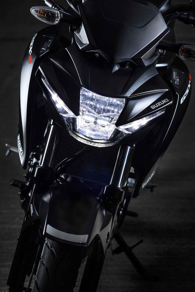 画像2: 【後編】普通の原付二種125ccじゃない。10000回転から先でも『GSX-S125』は応えてくる![SUZUKI GSX-S125]