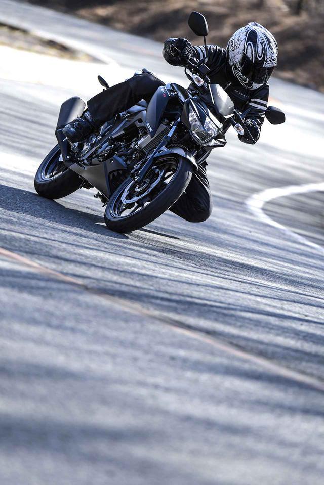 画像1: 【後編】普通の原付二種125ccじゃない。10000回転から先でも『GSX-S125』は応えてくる![SUZUKI GSX-S125]