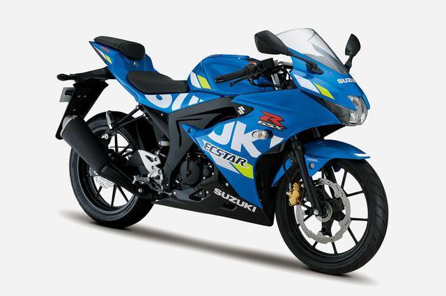 画像3: 【前編】スズキの『GSX-R125』って、いま手に入る最強の原付二種で最速の125ccじゃないか?[SUZUKI GSX-R125]