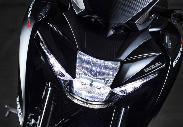 画像: 【後編】普通の原付二種125ccじゃない。10000回転から先でも『GSX-S125』は応えてくる! - スズキのバイク!