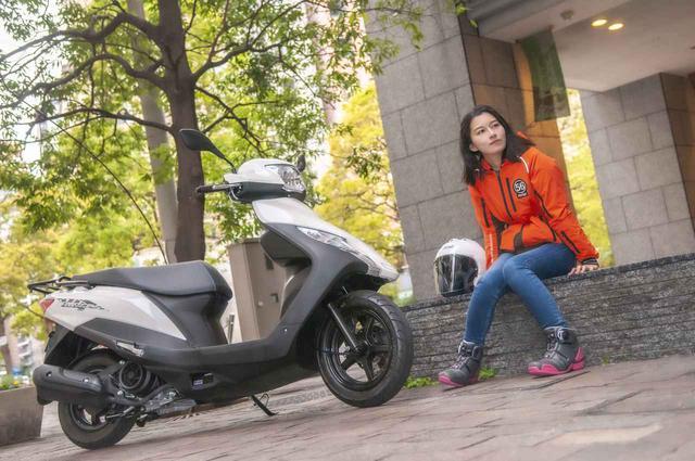 画像: アドレス125の『コスパ』だけじゃない魅力って?【アドレス125】 - スズキのバイク!