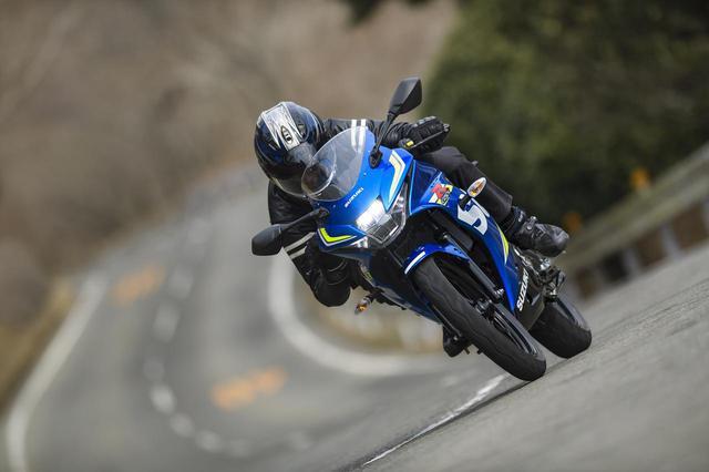 画像: 【後編】大事なことは125ccでも大型バイクでも変わらない。原付二種のスズキ『GSX-R125』がそのお手本! - スズキのバイク!