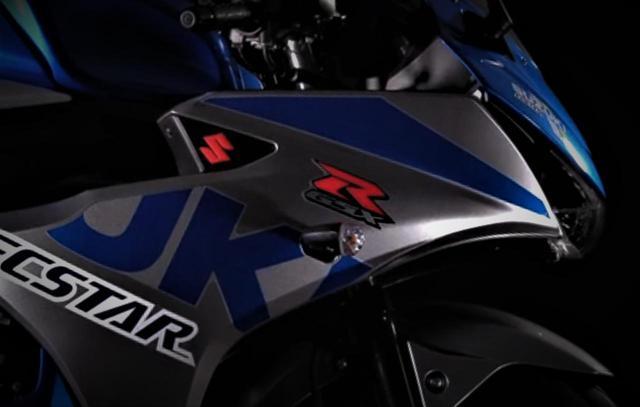 画像: これ出るかな? もし出たら最高の原付二種/125ccスポーツバイクになると思うんだけど……- スズキのバイク!