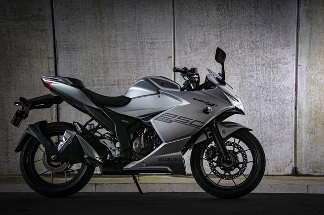 画像1: ジクサーSF250は『250ccバイク』のあるべき姿