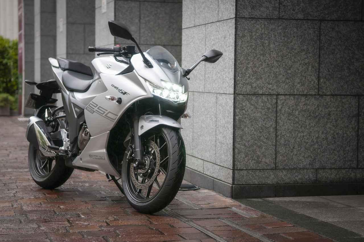 画像2: ジクサーSF250は『250ccバイク』のあるべき姿