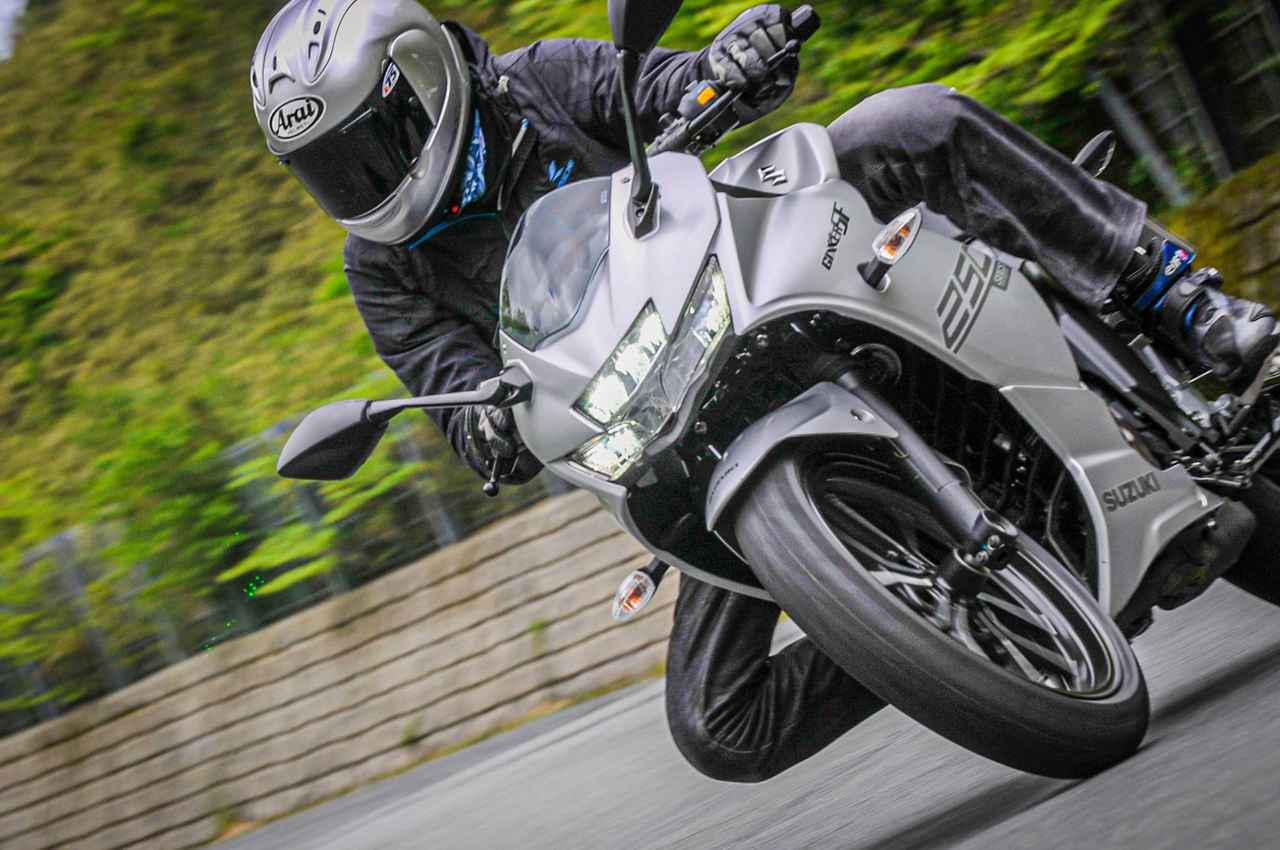 画像2: ジクサーSF250って、結局どんなバイク?