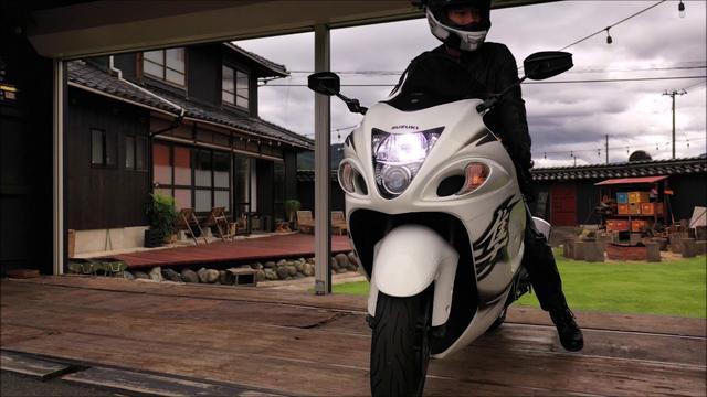 画像: 【国道29号】隼でツーリングしてみた/Hayabusa Touring on R29(LongVer )【新因幡ライン】 www.youtube.com