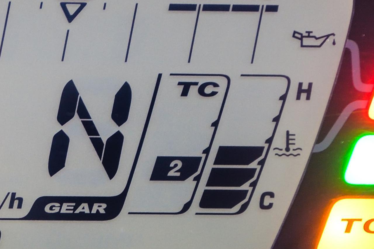 画像4: 荒れた峠でも『GSX-S1000F』は大丈夫?